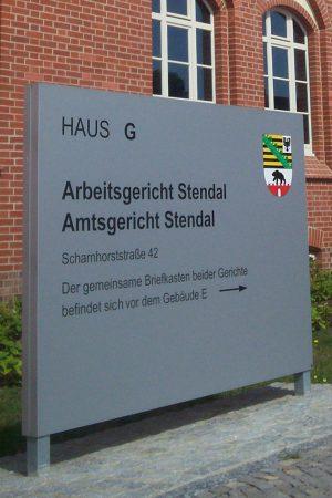 Arbeitsgericht Stendal